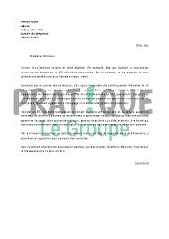 lettre de motivation pour la cuisine lettre de motivation pour un bts hôtellerie restauration pratique fr