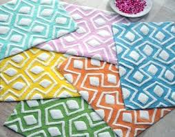 Bathroom Rugs Without Rubber Backing Cool Cotton Bath Mats Cotton Bathroom Rug Sets Impressive Cotton