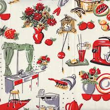 Vintage Style Kitchen Curtains by 452 Best Vintage Kitchens Images On Pinterest Retro Kitchens