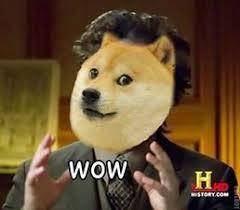 Doge Wow Meme - aliens wow doge know your meme