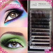 professional eyelash extension korea prime silk false lash eyelash extension hot sale for make up