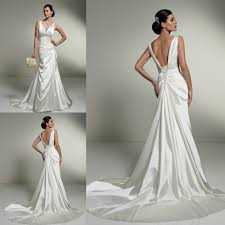 simple silk and satin wedding dresses wedding dress shops