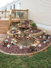 Types Of Fish For Garden Ponds - the column is open on the bottom so that the fish can swim up out