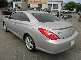 toyota credit loan 2004 toyota camry solara se sport v6 2dr coupe in houston tx