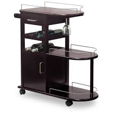 Kitchen Cart On Wheels by Furniture Unique Serving Cart On Wheels Designs Ideas Photo