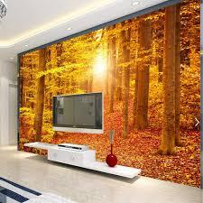 online get cheap autumn wall murals aliexpress com alibaba group