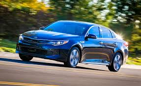 2017 kia optima hybrid first drive u2013 reviews u2013 car and driver