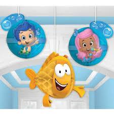 Bubble Guppies Edible Image Cake Decoration