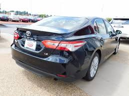 toyota camry trunk 2018 new toyota camry le automatic at toyota of fayetteville