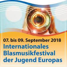 Bad Orb Reha Internationales Blasmusikfestival Der Jugend Europas In Bad Orb