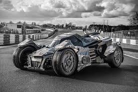 Lamborghini Gallardo Drift - some guys built a batmobile based on a lamborghini gallardo for