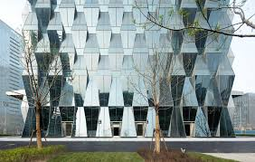 Curtain Walls Represent Evaporative Cooling Inhabitat Green Design Innovation
