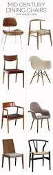 Dining Room Furniture Chemistry Modern The Best Mid Century Dining Chairs Mid Century Dining Mid