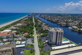 waterfront homes for sale in palm beach county with ocean access