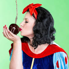 snow white poison candy apples popsugar food