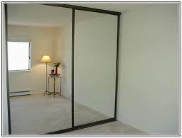 frameless mirror closet doors home design ideas