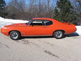 Who Is Pontiac Pontiac Gto Judge For Sale Hemmings Motor News