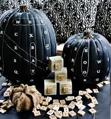 No Carve Pumpkin Decorating Ideas Creative No Carve Pumpkin Decorating Ideas