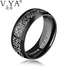 silver ring for men islam men millennium s