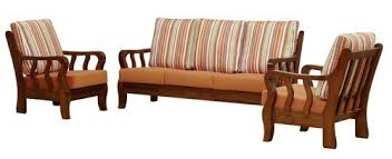 Home Furniture Bed Furniture Wholesaler From Indore - Wood sofa designs
