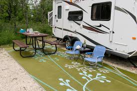 Camping Outdoor Rugs by Reversible Patio Mat Home Design Ideas And Pictures
