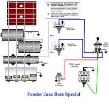 jazz bass special wiring diagram guitars s gear