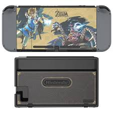 Toaster Nintendo Pdp Nintendo Switch Zelda Collector U0027s Edition Screen Protector