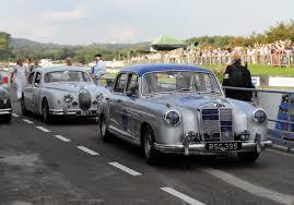 1958 mercedes benz 220s u0027ponton u0027 coys of kensington