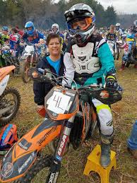 pro female motocross riders gncc
