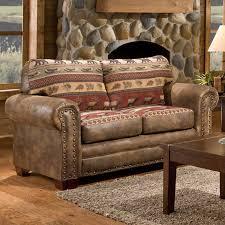 Sofa Sets For Living Room by Amazon Com American Furniture Classics 4 Piece Sierra Lodge Sofa