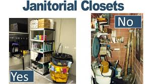 cleaning closet janitorial closets why they matter total cleaning