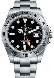 rolex black friday 216570 rolex explorer ii black dial men u0027s watch