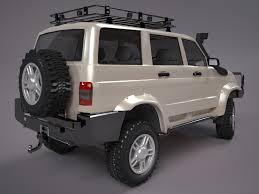 uaz interior uaz patriot off road version 1 3d model in suv 3dexport