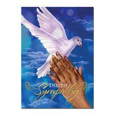 condolences cards sympathy cards at american expressions black gifts