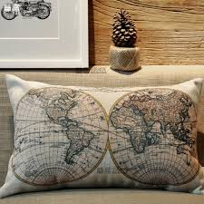 sale high quality cushion cover american country style retro