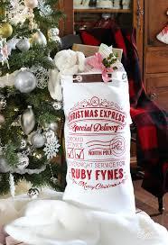 santa sacks personalized santa sack silhouette cut file fynes designs fynes