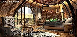 Lodge Interior Design by Wilderness Safaris Opens Bisate Lodge Rwanda Hotel Designs