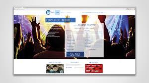 berrys travel web design calico