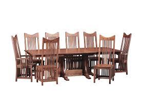 amish dining tables rebelle home furniture store medford oregon