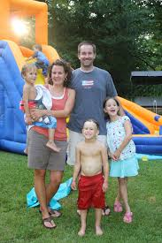 the byrd nest backyard birthday fun