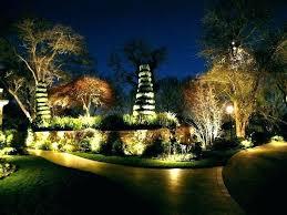 Led Landscape Tree Lights Led Landscape Tree Lights The Puck Landscape Light O Led Landscape