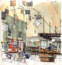 beyond starbucks urban sketchers