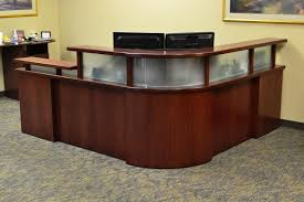 L Shaped Reception Desk Unique Reception Desks Unique Reception Stations Unique Concepts