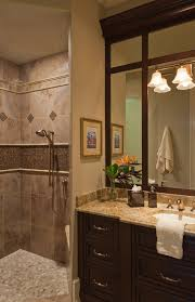 tile patterns for showers bathroom traditional with freestanding