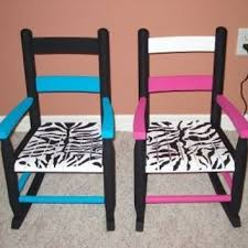 shop hand painted chairs on wanelo