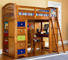 Building Plans For Loft Bed With Desk by Bedroom Awesome Teenagers Bedroom With Stunning Walmart Loft Bed
