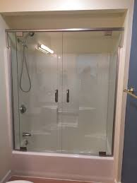 Glass Doors Shower Glass Shower Door Gallery Franklin Glass Company