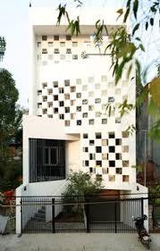 house building designs phối cảnh mặt hông tham khao kien truc