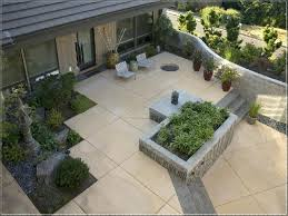 Backyard Cement Ideas Concrete Patio Styles