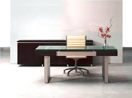 Modern Wood Office Desk Designer Home Office Desks Staruptalent